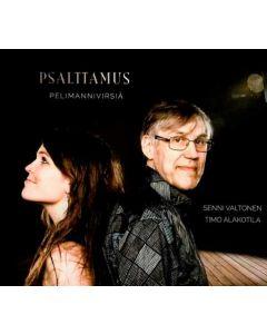 CD Psalttamus - Pelimannivirsiä