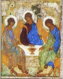 Pyhä Kolminaisuus ikoni