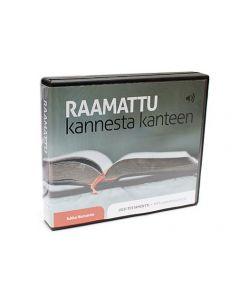 Mp3 CD Raamattu kannesta kanteen - Uusi testamentti