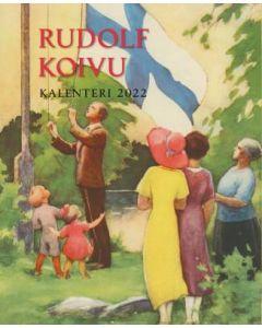 Rudolf Koivu - seinäkalenteri 2022