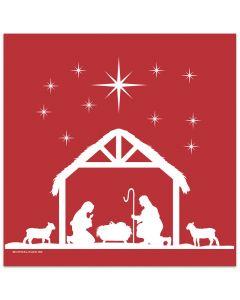 Servetti Jouluseimi punainen 20 kpl