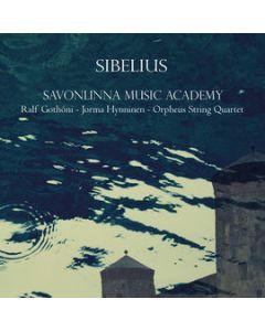 CD Sibelius - Savonlinna Music Academy