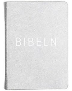 Bibeln - konfirmandbibel, silver