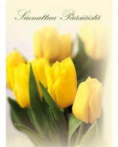 Pääsiäiskortit Siunattua pääsiäistä 10 kpl