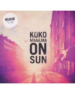 CD Koko maailma on Sun