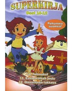 DVD Superkirja 10-12