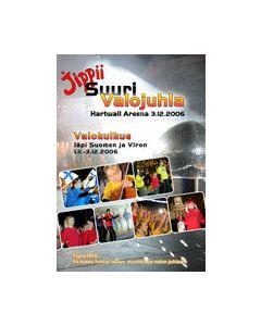 DVD Jippii: Suuri valojuhla 2 DVD