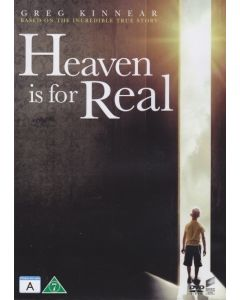 DVD Taivas on totta - Heaven Is For Real