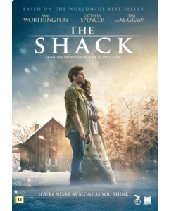 DVD The Shack - Autiotalo