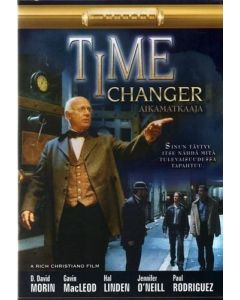 DVD Aikamatkaaja - Time Changer