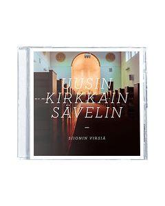 CD Uusin kirkkain sävelin