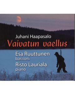 CD Vaivatun vaellus--Esa Ruuttunen, Risto Lauriala