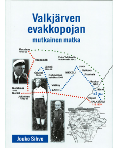 Valkjärven evakkopojan mutkainen matka