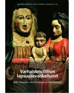 Varhaiskristilliset lapsuusevankeliumit