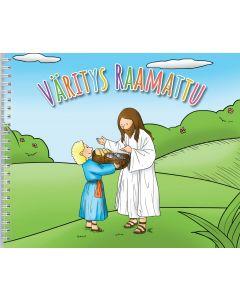 Väritys raamattu