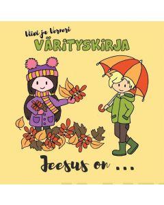 Viivi ja Verneri värityskirja - Jeesus on...
