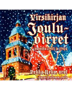 CD Virsikirjan jouluvirret vuosilta 1903 ja 1944