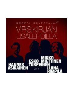 CD VIRSIKIRJAN LISÄLEHDILLÄ