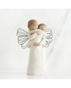 Enkelin syleily Willow Tree - Angel's Embrace