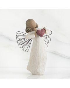 Rakkaudella-enkeli Willow Tree - With Love Angel