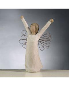 Rohkaiseva enkeli Willow Tree - Courage
