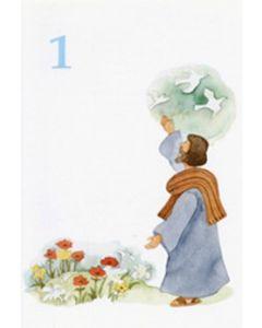 Onnea ja siunausta 1-vuotiaalle (Löfgren)20 kpl