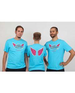 Yhteisvastuu Action angels t-paita slim