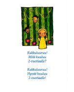 2-vuotiaalle (Haiko) 20 kpl