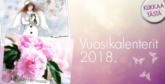Vuosikalenterit 2018